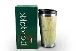 Bardakk Bamboo Eco Travel Mug For Coffee or Tea | Splash-Pro