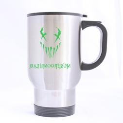 Band Mushroomhead Logo Customized Personalized Silver Travel