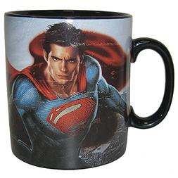 Westland Giftware Batman Vs Superman Ceramic Mug, 14 oz, Mul