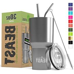 BEAST 30oz Stainless Steel Tumbler Vacuum Insulated Rambler