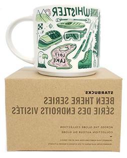 Starbucks Been There Series - Whistler, British Columbia BC,