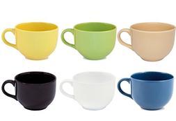 Oxford Biona Jumbo Mugs - Assorted Colors