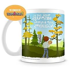Bob Ross Mug - Happy Accidents - Officially Licensed Product