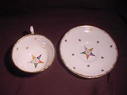 bone china eastern star cup