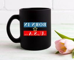 Born in Yugoslavia Coffee Mug