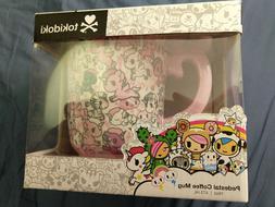 Brand NEW Tokidoki Unicorno All Over Print Ceramic Mug 16oz.