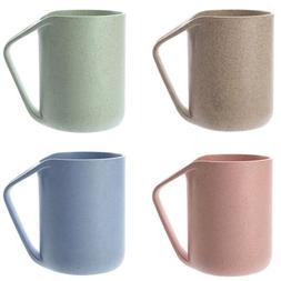 Break-resistant Coffee/Tea Mug Cup Wheat Straw + food grage