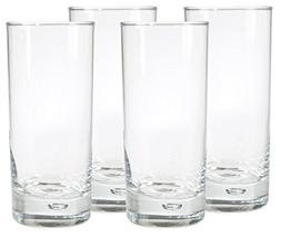 Bubble Highball Glasses - 17 Ounces - Set of 8 - Home Essent