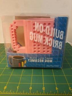 Build A Brick Mug Cup 350ml Creative Milk Mugs Coffee Build-