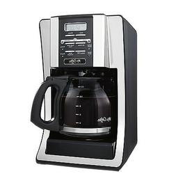 Mr. Coffee BVMC-SJX33GT-AM 12-Cup Programmable Coffee Maker