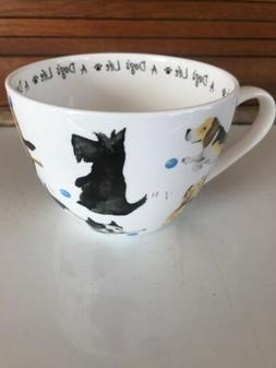 Portobello By Design Bone China A Dog's Life Coffee Tea Mu