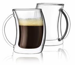 JoyJolt Caleo Collection Double Wall Insulated Glasses Espre