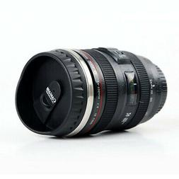 Camera Lens Coffee Mug,the Latest Design Stainless Steel Tra