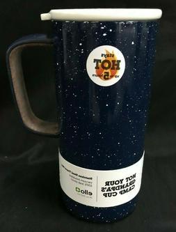 ello Campy SS Coffee Mug, Xavier Navy - R2