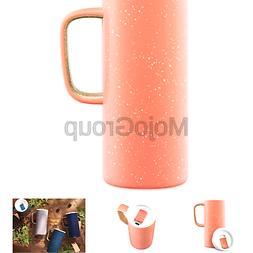 Ello Campy Vacuum-Insulated Stainless Steel Travel Mug, Geor