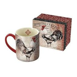 Cardinal Rooster 14 oz. Mug, Coffee & Tea by Lang Companies