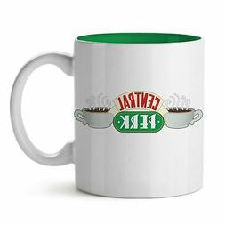 Friends Central Perk 14 Ounce Coffee Mug White