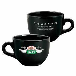 Friends Central Perk Ceramic Coffee Mug Black