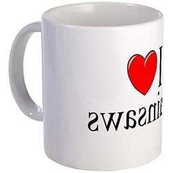 "11 Ounce Ceramic Printed Coffee Mug ""Best. Gym. Teacher. Eve"