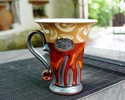 Ceramics and Pottery Coffee Mug, Tea mug, Unique Mug