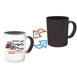 Color Changing Coffee Mug- Gifts for Campers - Funny Camping
