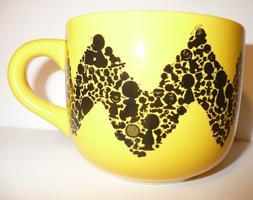 Charlie Brown Large Yellow Mug Peanuts Gang 2017 Light Bulb