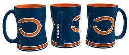 Boelter Brands Chicago Bears Coffee Mug - 14oz Sculpted