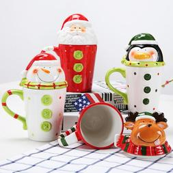 christmas ceramic tea font b mugs b