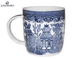 Chruchill Blue Willow Dream Mug Serveware Kitchen New