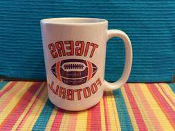 Classic Sports Coffee Mug 11oz or 15oz - Tiger Football