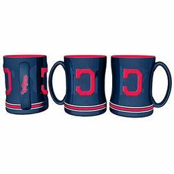 Cleveland Indians Boelter MLB Relief Coffee Mug 14oz FREE SH