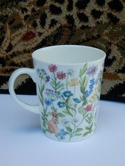 STECHCOL COASTLINE IMPORTS GRACIE BONE CHINA COFFEE TEA MUG