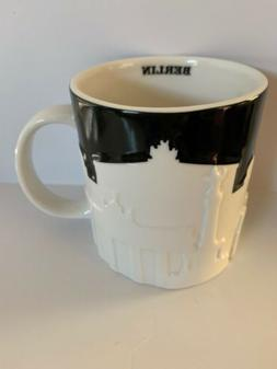 Starbucks Coffee Mug ARCHITECTURAL Relief City Collector Ser