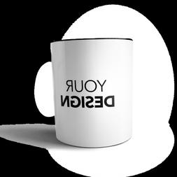 Coffee mug personalized Custom Photo Logo Name Printed Ceram