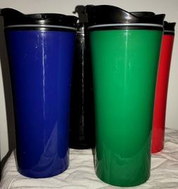 Coffee / Travel Mug Cup Choose  Color Options 16 Ounce $5.99
