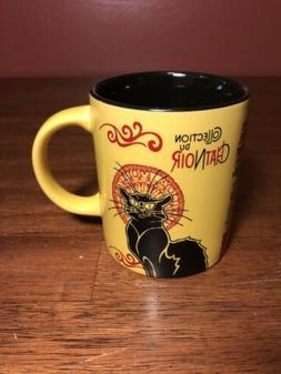 Collection Du Chat Noir NEM Tours France Coffee Mug Tea Drin