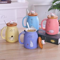 Color Cartoon Milk <font><b>Coffee</b></font> Ceramic <font>