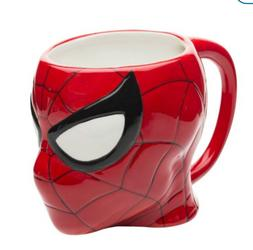 Marvel Comic Spider-Man Coffee Mugs