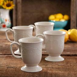 Cowgirl Lace Mug Set The Pioneer Woman Vintage Coffee or Tea
