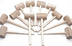 Beall's Bay 12 Pack Crab or Lobster Mallets with Off-Season