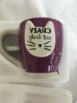 crazy cat lady dishwasher microwave safe coffee