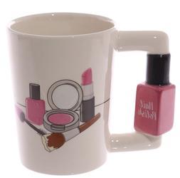 Creative Ceramic <font><b>Mugs</b></font> Girl Tools Beauty