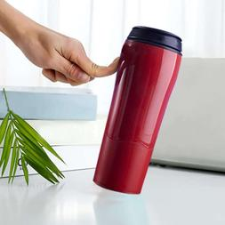 """Creative Insulated Plastic Bottle Magic """"not Fall Down"""" Suct"""