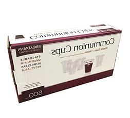 Communion Cups-Plastic, 500ct