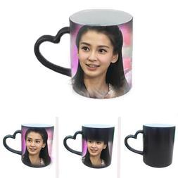 custom magic coffee cup personalized image photo