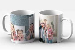 Custom Mug Design 11oz Coffee Mug Custom Photo Text Logo Nam