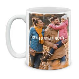 Custom Photo Picture 11 OZ Ceramic Coffee Mug Tea Glass Cup