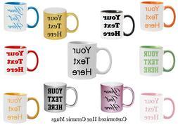 Customized Mugs 7 Ceramic Mugs to Choose From  Personalized