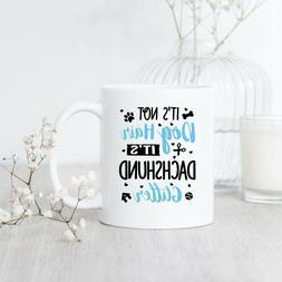 dachshund glitter mug dachshund mug dachshund gift