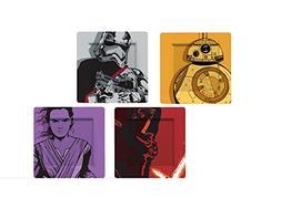 Star Wars Durable Melamine Plate Set (BB-8, Stormtrooper, Ky